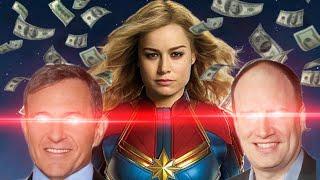 Captain Marvel's Box Office Success Is A Big Problem