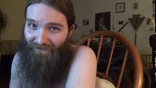 OLD BLOOPER WITH MAJESTIC BEARD