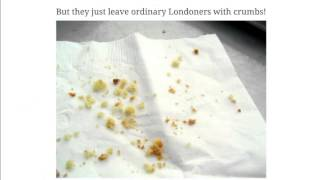 Crumbs for Londoners