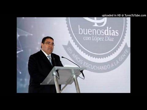Entrevista en Cinco Radio en el programa Buenos Días con Lopez Diaz 14 AGO 2015