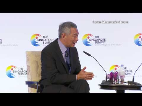 14. On US-China relations (The Singapore Summit 2015)