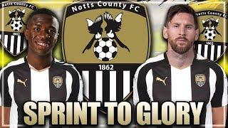 AUS DER 4. ENGLISCHEN LIGA ZUM CL TITEL !! 💥🔥 | FIFA 19: NOTTS COUNTY Sprint to Glory