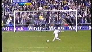 2003-09-24 Leeds United vs Swindon Town