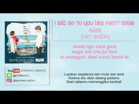 LIRIK AILEE - I WILL GO TO YOU LIKE THE FIRST SNOW (OST. GOBLIN)