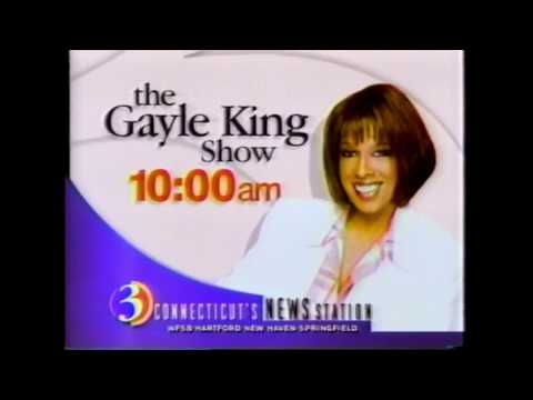 WFSB: On the Next 'Gayle King Show' (1997)