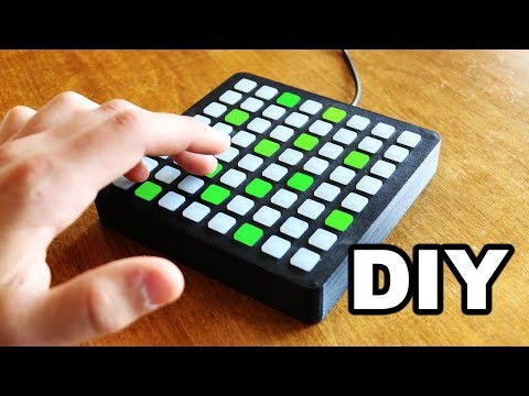 How I Made a Novation Launchpad