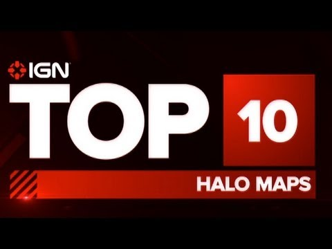 IGN's Top 10 Halo Maps Of All-Time