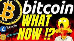 BITCOIN CRASH TO CONTINUE!? also LITECOIN and ETHEREUM Crypto TA prediction, analysis, news, trading