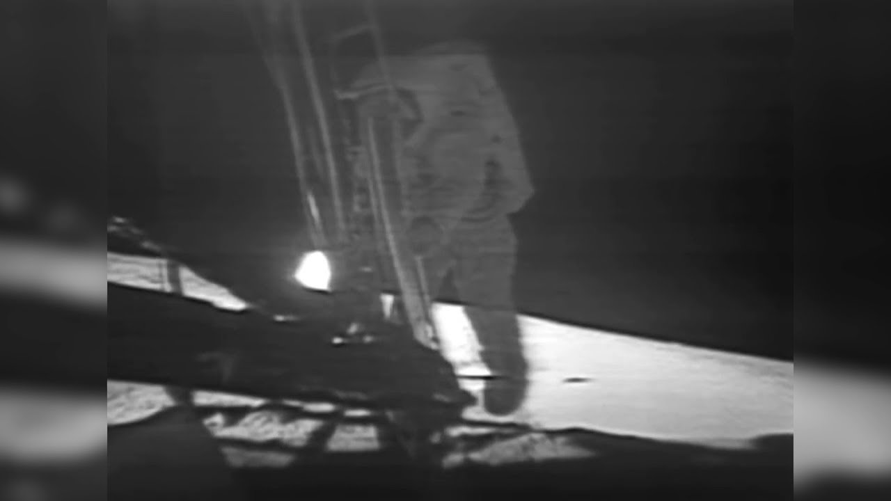 50 años de la llegada del hombre a la luna, un gran salto para la humanidad
