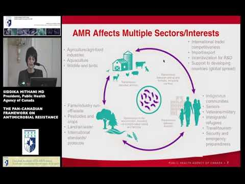 The Pan-Canadian Framework on Antimicrobial Resistance