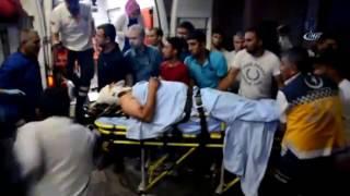 Kozlukta Sivil Aracın Geçişi Sırasında Patlama 1 Ölü 1 Yaralı