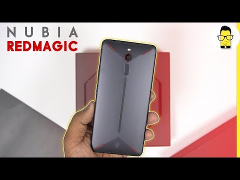 Nubia Red Magic with SD835 under Rs 30,000: unboxing and first impressions