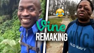 RECREATING VINES (in honor of vine 2)
