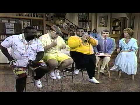 The FAT BOYS on the Morning Show