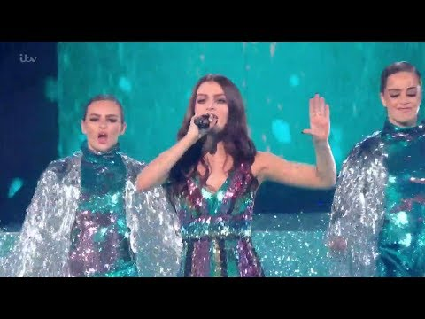 Holly Tandy Sings The Biggest HIT Ever Despacito   Shows Week 2  The X Factor UK 2017