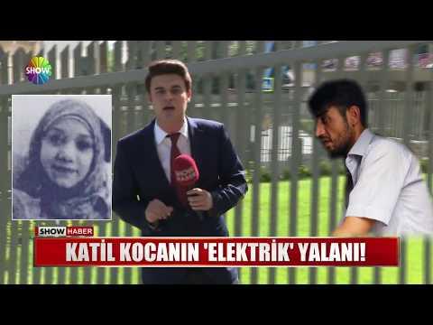 """Katil kocanın """"Elektrik"""" yalanı!"""