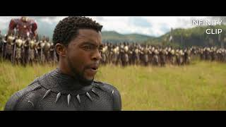 Avengers infinity war - batalla en wakanda (completo)