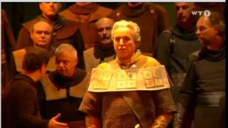 WT 1 | Richard Wagner Festival | Teil 2 -- Ein Blick hinter die Kulissen