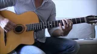 [ Jazz Manouche ] Gypsy Tips #5 - Les Yeux Noirs (dark Eyes) - 13 Licks / Plans