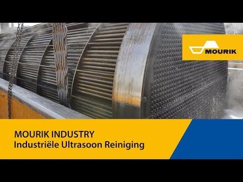Industriele Ultrasoon Reiniging
