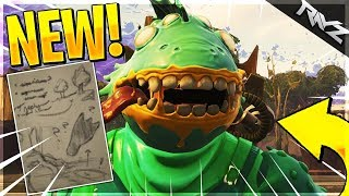 LEAKED HIDDEN IMAGE PROVES SEASON 5 LEAKS?! Season 5 Storyline Secret (Fortnite Battle Royale)