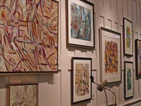 Nancy Burack National Arts Club Exhibit HD