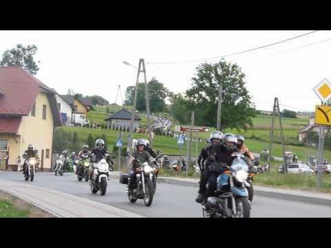 Parada Motocykli Słopnice 2014 Cz.2