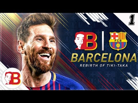 "FIFA 18 Career Mode Barcelona 'Rebirth of Tiki Taka' Ep 1: ""THEY WANT $100 MILLION FOR HIM?!"""