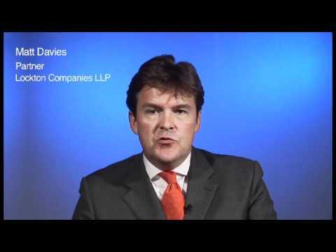 Matt Davies, Lockton Insurance, 60 second pitch video