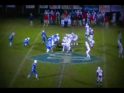 Nick Gillot  #31 MLB - Chartiers Valley High School 2011