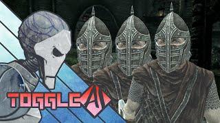 Skyrim: Suspicious City Guards Mod
