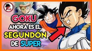 DBS: Goku Ahora es EL SEGUNDÓN de Dragon Ball Super