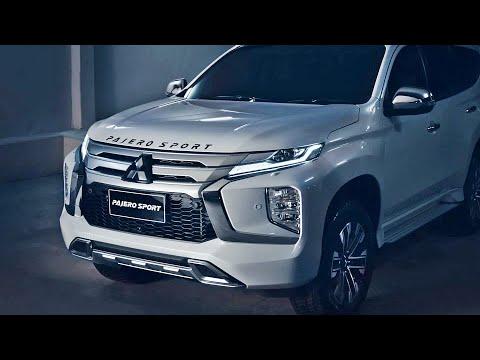 2021 Mitsubishi Pajero Sport - Interior Exterior And Drive (