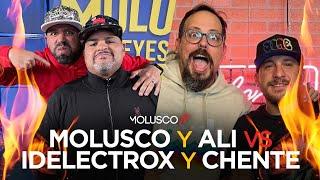 """ALI """"Masacra"""" A Idelectrox y a CHENTE """"Molusco Y Los Reyes De La Punta VS Gallimbo Studio"""" 🔥"""