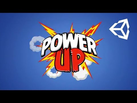 POWER UPS in Unity