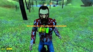 Half Life 2 Mods: DayHard - Part 5: Bring a nade into a gunfight.
