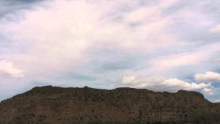 New Mexico Clouds - Timelapse #2