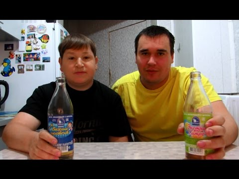 Пробуем Нолинский лимонад ч. 1 - Try Nolinskogo Lemonade Part 1