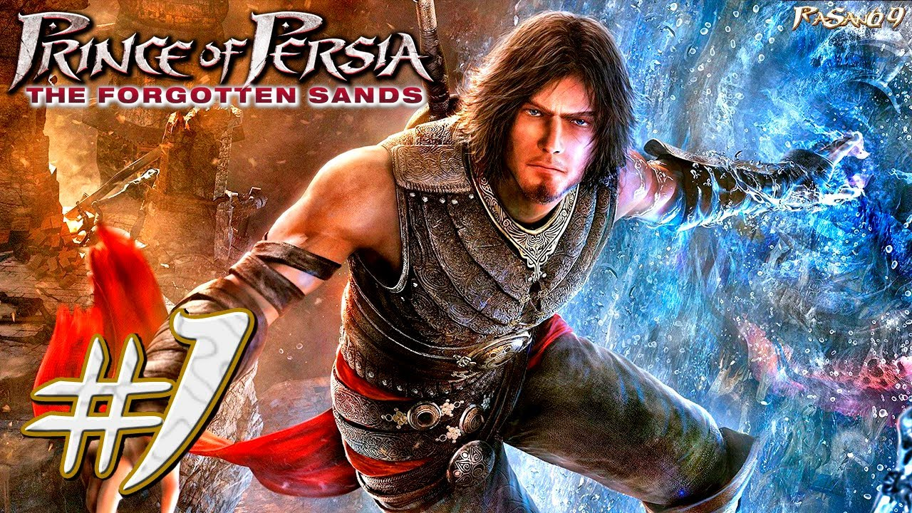 Download Prince of Persia - The Forgotten Sands [PC] part 1
