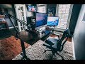Home Office Tour 2018 💻 - Productivity Hacks