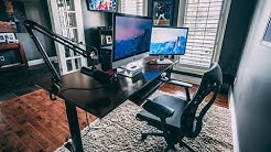 Home Office Tour 2018 ? - Productivity Hacks