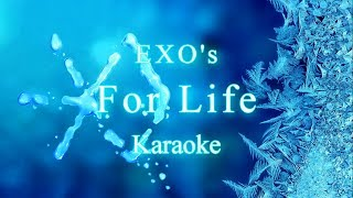 EXO | For Life | Karaoke