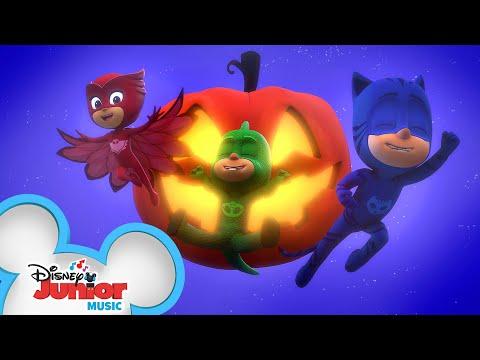 PJ Masks Halloween Music Video 🎃 | PJ Masks | Disney Junior