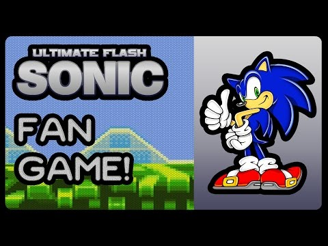 Ultimate Flash Sonic - Full Playthrough & All Cheats! (1080p/60fps)