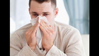 видео Заложенность носа без насморка и соплей