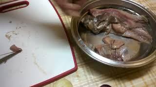 Как замариновать СЕЛЕДКУ. Рецепт Маринования соленой СЕЛЬДИ ( Селедки)