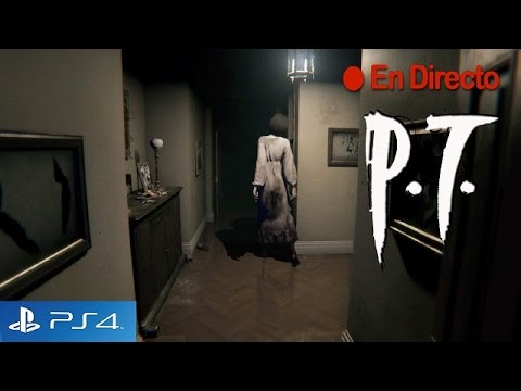 Silent Hill PT 100% Completo - BETA 3.0 PS4-