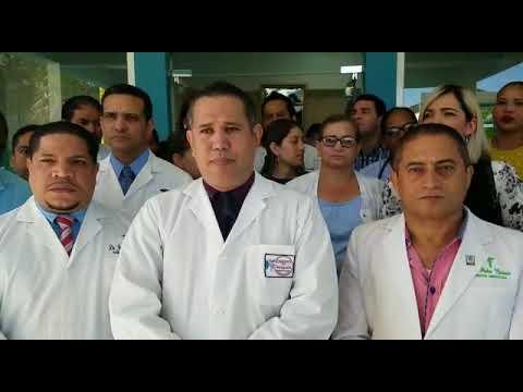 Médicos de la provincia Valverde anuncian paro indefinido a partir de este martes