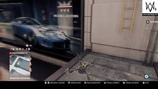 Gameplay of watchdogs 2