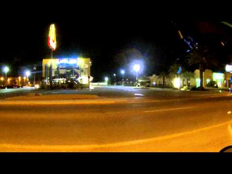 Late Night McRib Run to 4th Avenue McDonalds from Heritage Library